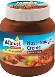 Minus L laktosefreie Nuss-Nougat Creme