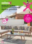 mömax Hirschaid - Ihr Trendmöbelhaus bei Bamberg BESSAGI Gartenmöbel - Herrlich gemütlich - bis 01.05.2021
