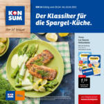 Konsum Dresden Wöchentliche Angebote - bis 10.04.2021