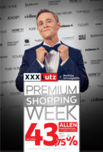 Premium Shopping Week