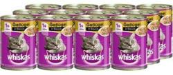 Katzenfutter Whiskas 12 × 400 g