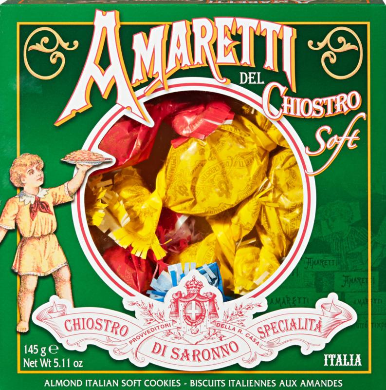 Di Saronno Amaretti Chocolate, soft, 150 g