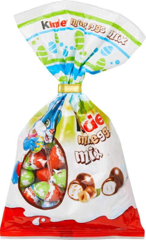 Ferrero Kinder Mini-Eili-Mix, assortiert, 250 g