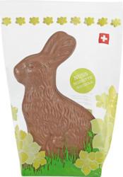Schokoladen-Osterhase, Milch-Nuss, 200 g