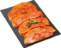 Denner BBQ Cognacsteak, Schweinshuft, mariniert, Schweiz, 4 Stück, 600 g