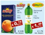 Getränkehaus Krause & Vinothek Weinblatt Sunny  Orangensaft - bis 30.04.2021