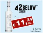 Getränkehaus Krause & Vinothek Weinblatt 42 Below Vodka - bis 30.04.2021