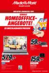 Media Markt Homeoffice-Angebote - bis 13.04.2021