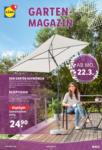 Lidl Garten-Magazin - bis 01.05.2021