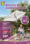 Lidl Rivista di giardinaggio - bis 01.05.2021