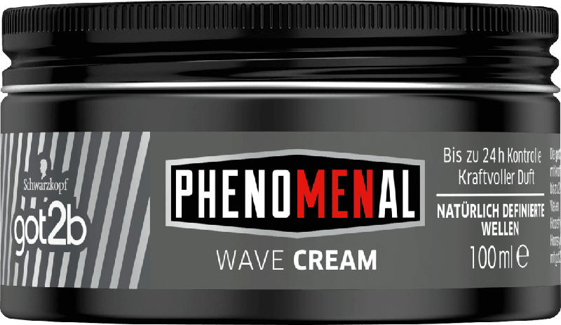 Schwarzkopf got2b got2b phenomenal Wave Cream