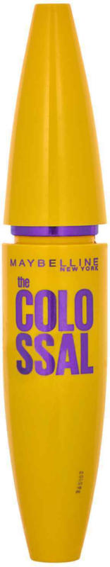 Maybelline New York the Colossal Mascara Black 10.7 ml -