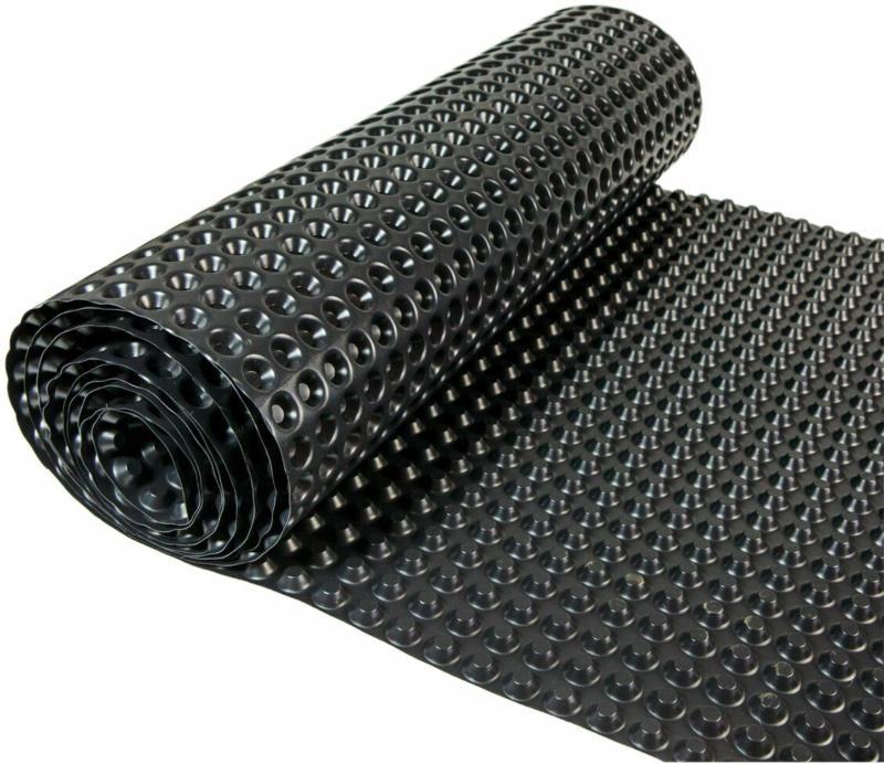Hochbeet-Noppenfolie, 0,9x6,5m