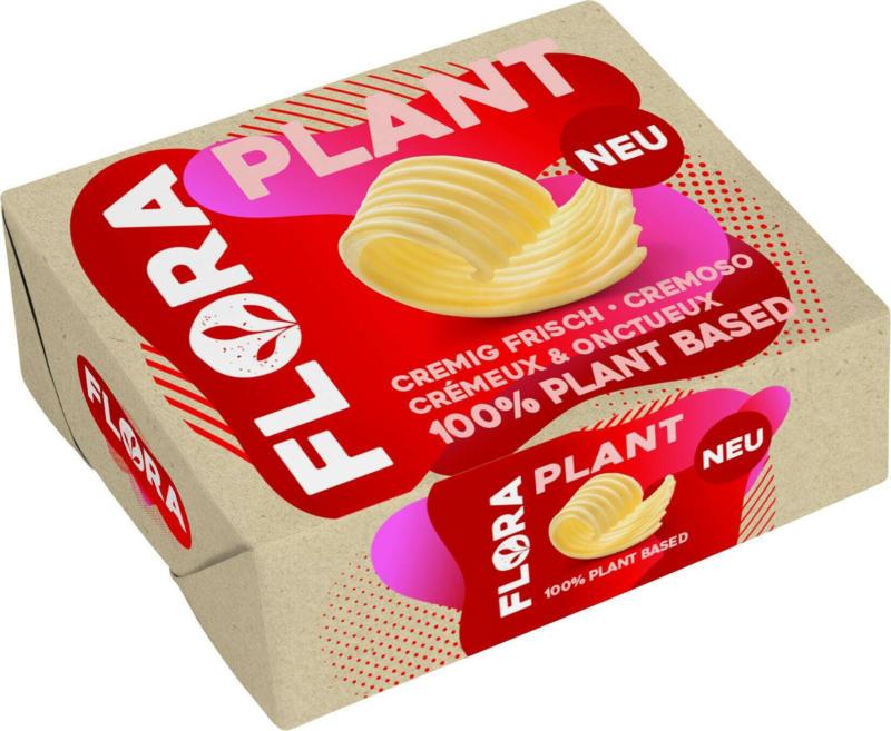 Flora Plant 100% pflanzlich
