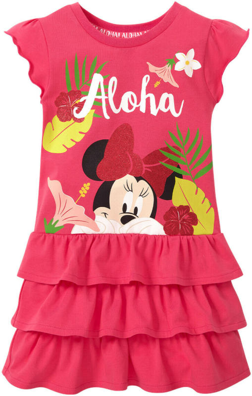 Minnie Maus Kleid mit Volants (Nur online)