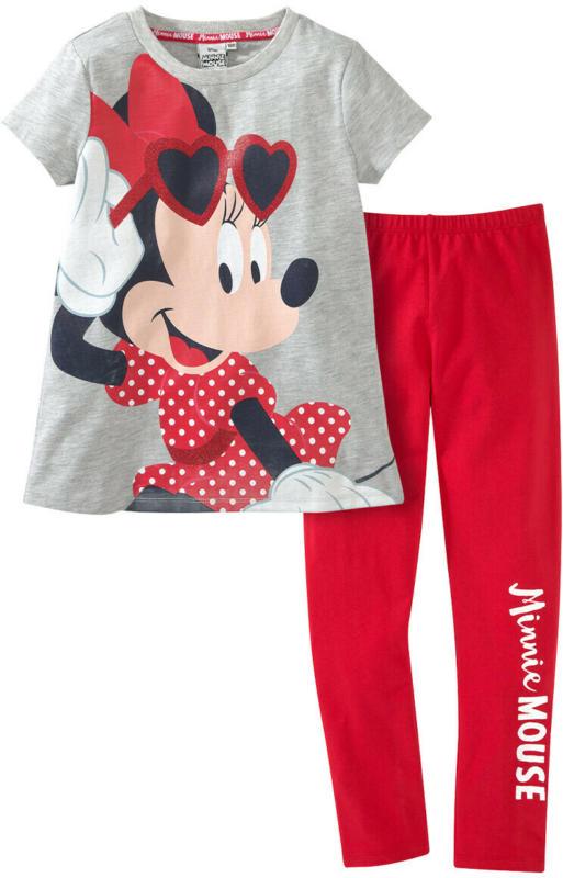 Minnie Maus T-Shirt und Leggings im Set (Nur online)