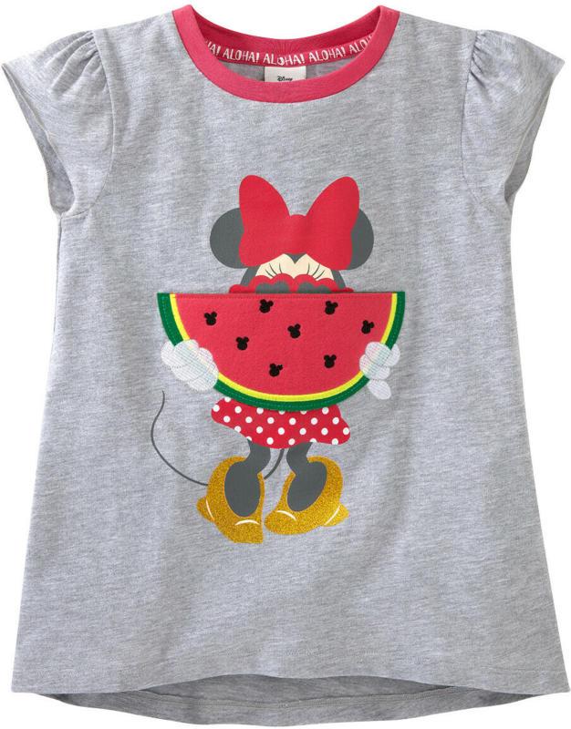 Minnie Maus T-Shirt mit Applikation (Nur online)