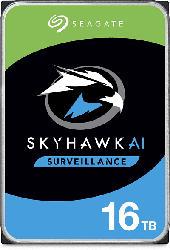 16TB Festplatte SkyHawk AI, HDD, SATA, 3.5 Zoll, 7200rpm, 256MB