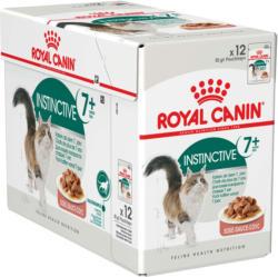 Royal Canin Katze Instinctive 7+ Sauce 12x85g