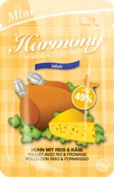 Harmony Cat Adult Mini Poulet avec Riz & Fromage 50g