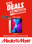 MediaMarkt April Deals - al 14.04.2021