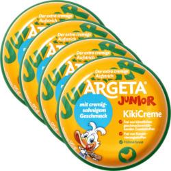 Crema da spalmare al pollo Junior Argeta , con un gusto cremoso, 4 x 95 g