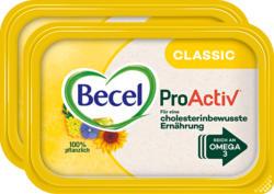 Becel Margarine Classic, 2 x 250 g
