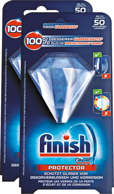 Protection du verre Protector Finish, 2 pièces