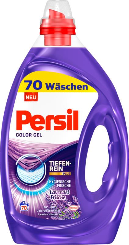 Persil Flüssigwaschmittel Color Lavendel-Frische, 70 Waschgänge, 3,5 Liter