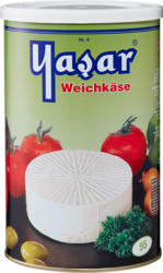 Yaşar Weichkäse Tam Yağli, in Salzlake, 800 g