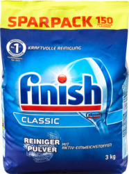 Finish Power Pulver, 150 Waschgänge, 3 kg
