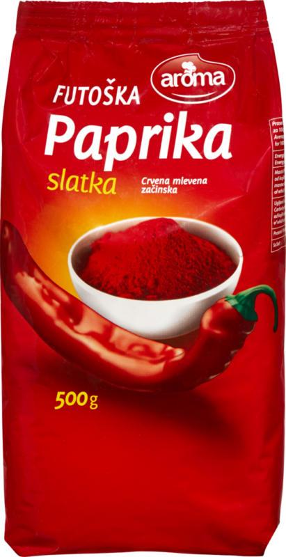 Paprika moulu Aroma, doux, 500 g