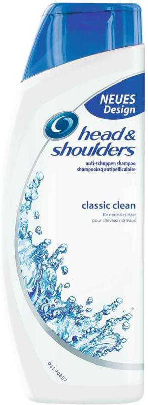 Head & Shoulders Shampoo Antiforfora Classic Clean 500 ml -