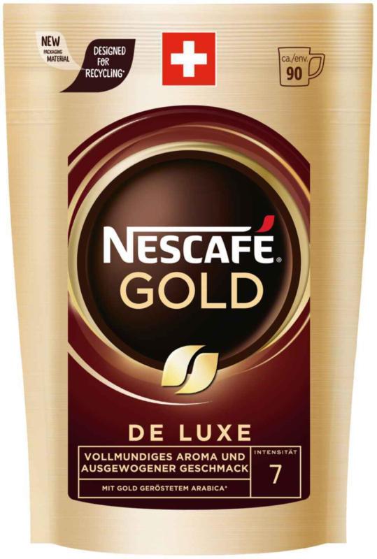 Nescafé Gold de Luxe, 180 g -
