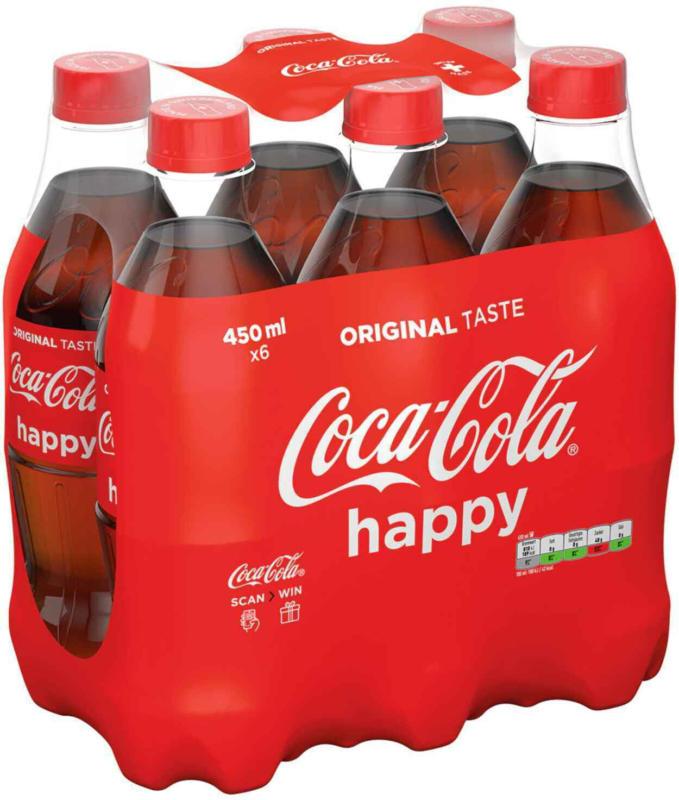 Coca-Cola Classic 6 x 45 cl -