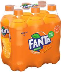Fanta arancia 6 x 45 cl -