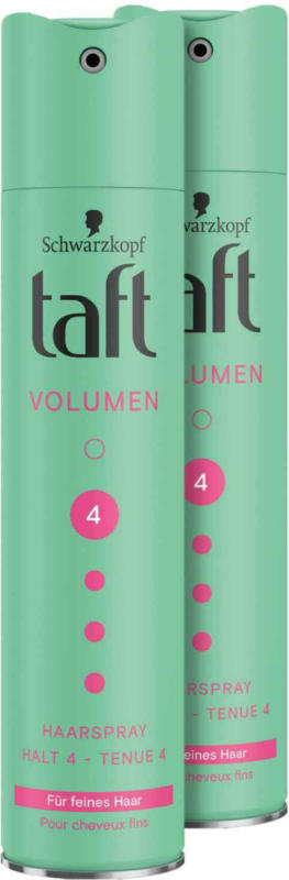 Taft Volume Ultra Stark 2 x 250 ml -
