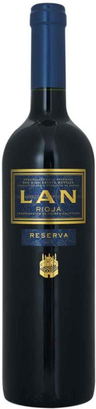 LAN Reserva Rioja DOCa 75 cl - 12 pezzi
