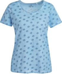Damen T-Shirt mit Punkte-Allover (Nur online)