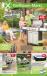 RWG Raiffeisen Warengenossenschaft Ammerland-OstFriesland eG Den Garten genießen - bis 11.04.2021