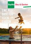 BayWa Bau- & Gartenmärkte Poolkatalog - bis 30.06.2021