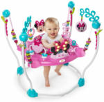 BabyOne Minnie Mouse PeekABoo Activity Hopser