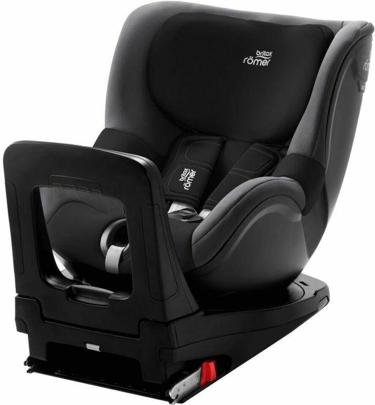 Dualfix M i-Size Black Series Black Ash