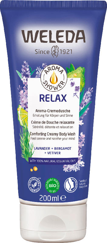 Weleda Cremedusche Aroma Relax