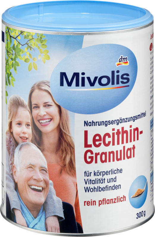 Mivolis Lecithin-Granulat