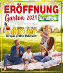 Möbel Inhofer Möbel Inhofer - Eröffnung Garten 2021 - bis 21.04.2021