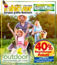 Möbel Inhofer - Gartenmöbel Spezial