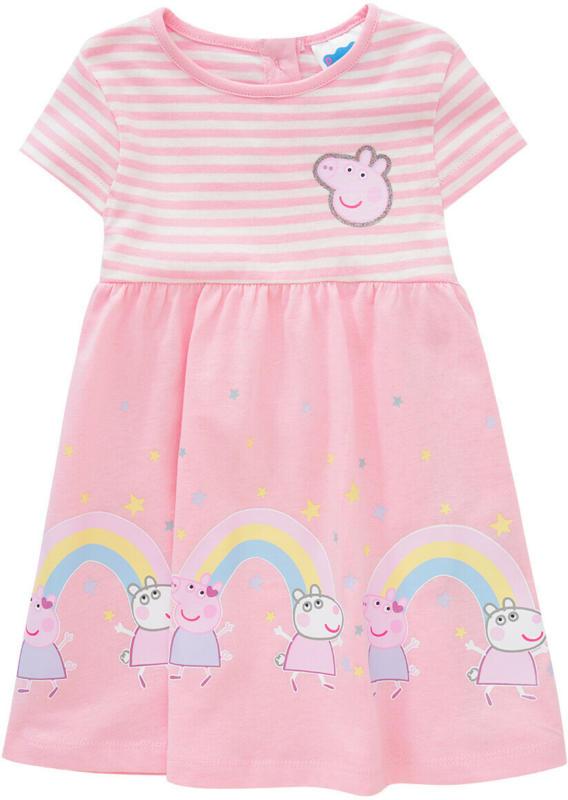 Peppa Pig Kleid (Nur online)