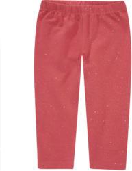 Mädchen Capri-Leggings mit Spray-Print (Nur online)