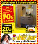 Möbel Inhofer Möbel Inhofer - Großer Garderoben & Schuhschrank Sale! - bis 21.04.2021